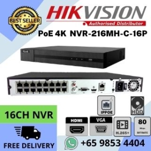 CCTVNVRSingaporeHikvisionDS NI QPKNetworkVideoRecorder
