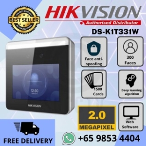 DoorAccessHikvisionSingaporeDS KTW
