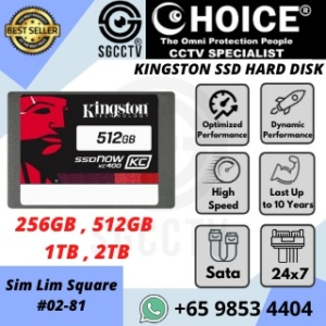 KINGSTON Solid State Drives SATA SSD Gaming Video Storage Cloud PC Laptops