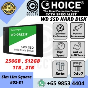 Western Digital Solid State Drives SATA SSD Gaming Video Storage Cloud PC Laptops