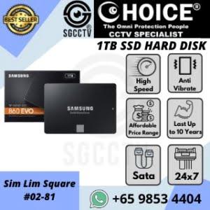 Samsung Solid State Drives SATA SSD 860 870 970 980 EVO Sata QVO Sata Pro NVMe PC Laptops