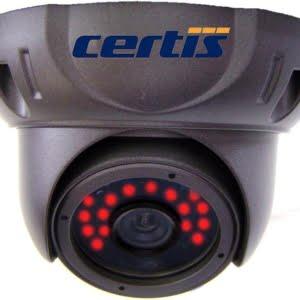 CCTV Singapore CERTIS IRD Colour