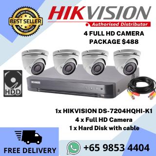 CCTVSingaporeHikvisionPromotionCameraPackageCamDIY