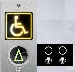 Contactless Elevator Sensor Choicecycle Singapore COPSY Hall Up