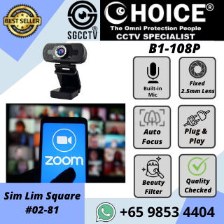 USB Webcam Full HD 1080P High Speed Noise Reduction Microphone Auto Beauty Zoom Skype Google Meet Duo Microsoft Teams Cisco Webex FaceTime Conference Live Webinar Learning Business
